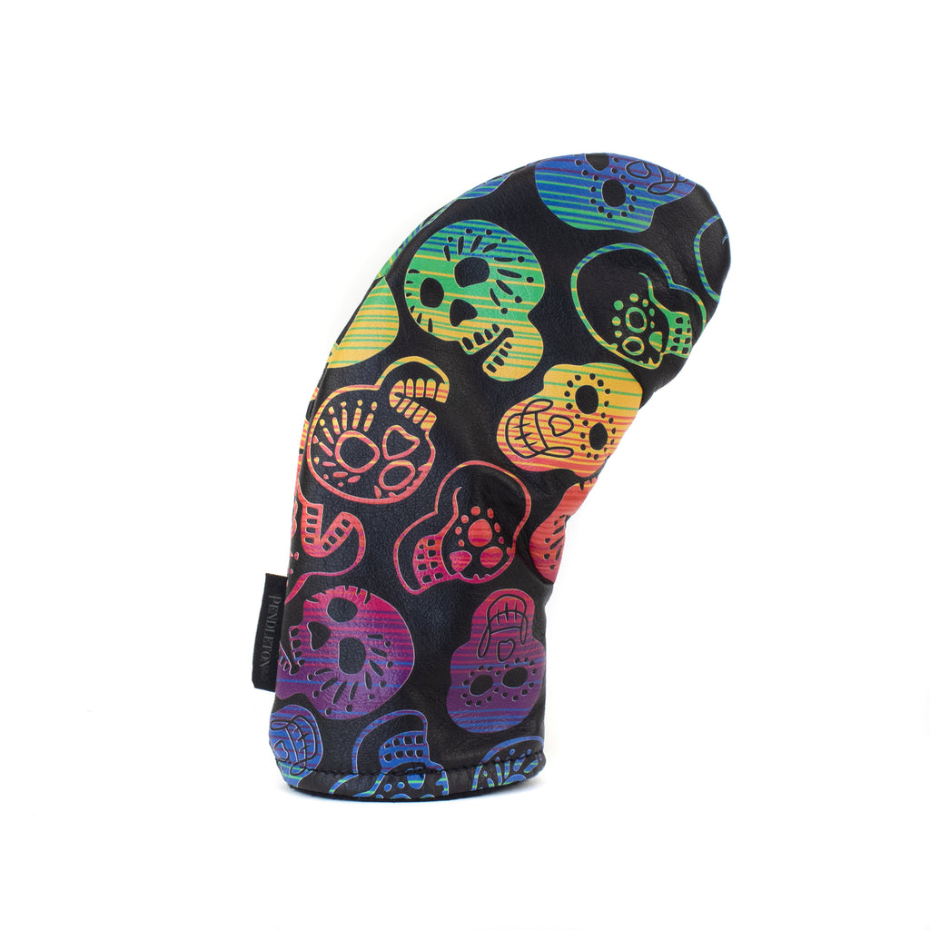 Leather Pendleton® Sugar Skulls Hybrid Head Cover