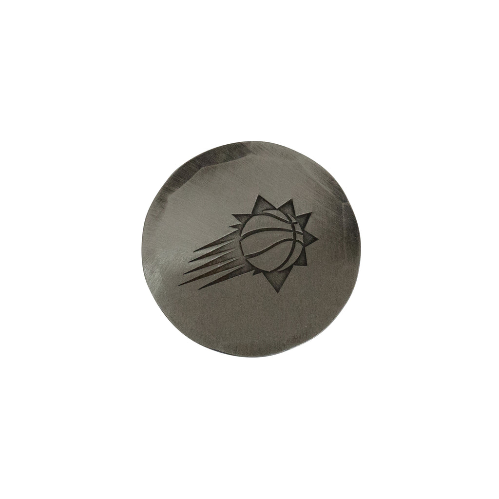 Hand Forged® Phoenix Suns Ball Mark - Nickel