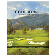 Signed Edition - The Confidential Guide to Golf Courses Vol. 2 - The Americas (Winter Destinations)