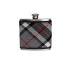 Thompson Dress Modern Tartan Wrapped Flask