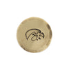 Hand Forged® University of Iowa Ball Mark - Bronze