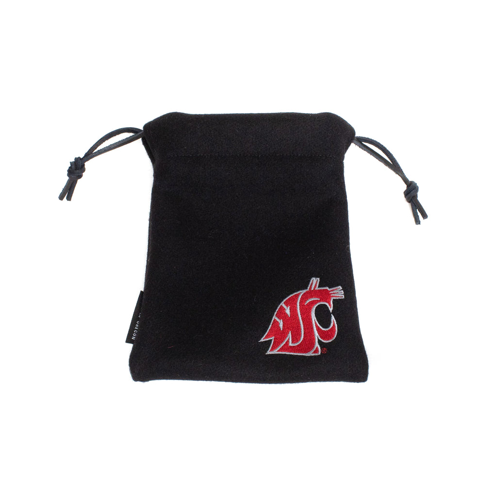 Washington State University Cougars Drawstring Pouch
