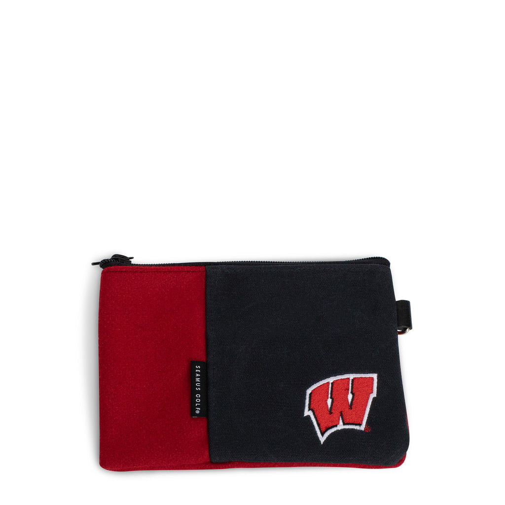 University of Wisconsin Zippered Pouch