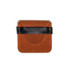 Ball Mark Holster - Horween Basketball Leather