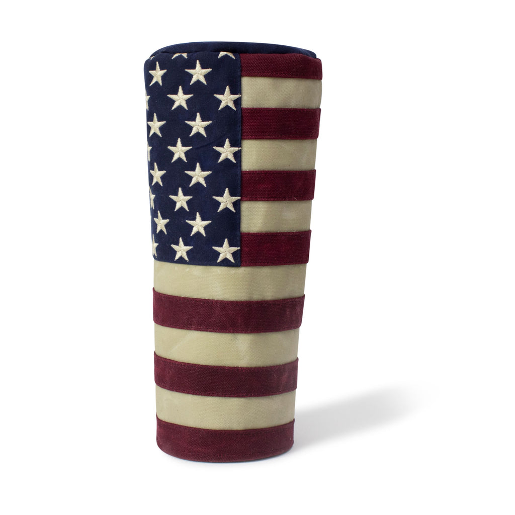 Wax Cotton Old Glory Driver