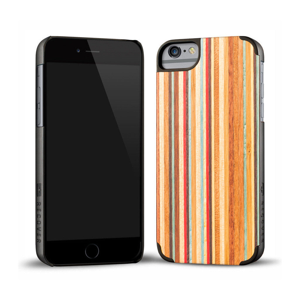 Skateboard Wood iPhone 6/iPhone 6 Plus Case by Recover