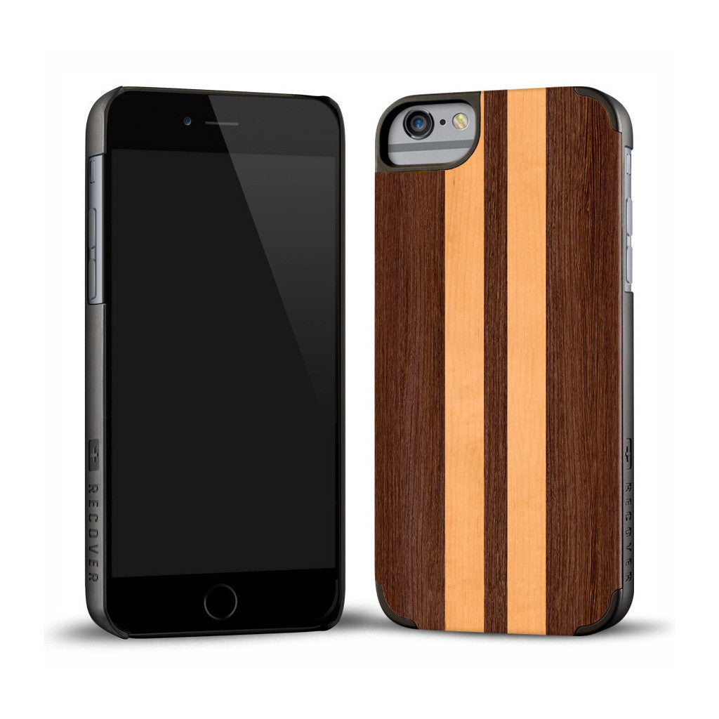 Wenge/Maple iPhone 6/iPhone 6 Plus Case by Recover