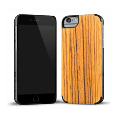Zebra Wood iPhone 6/iPhone 6 Plus Case by Recover