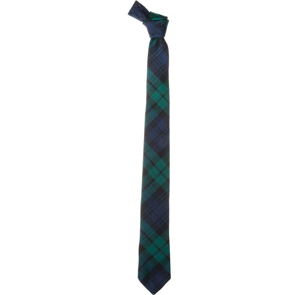 Black Watch Modern Tie - Slim