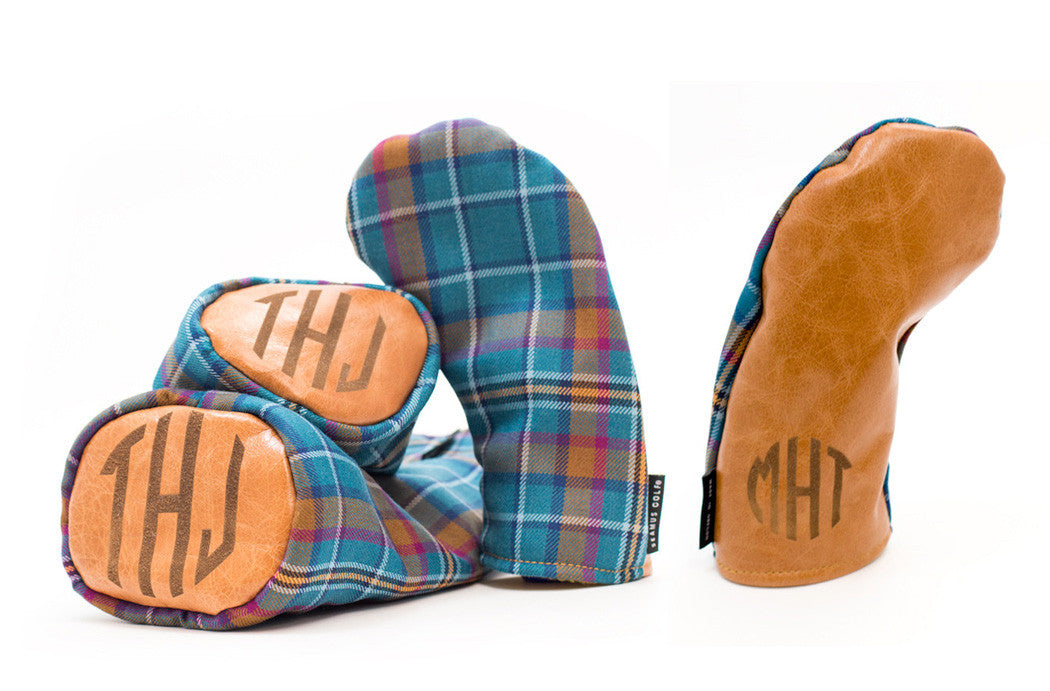 Seamus Golf Head Cover Monogramming Options