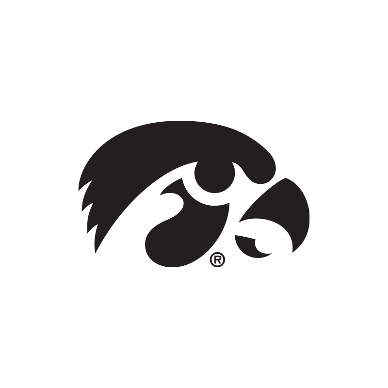 University of Iowa Hawkeyes Golf Acccessories by Seamus Golf