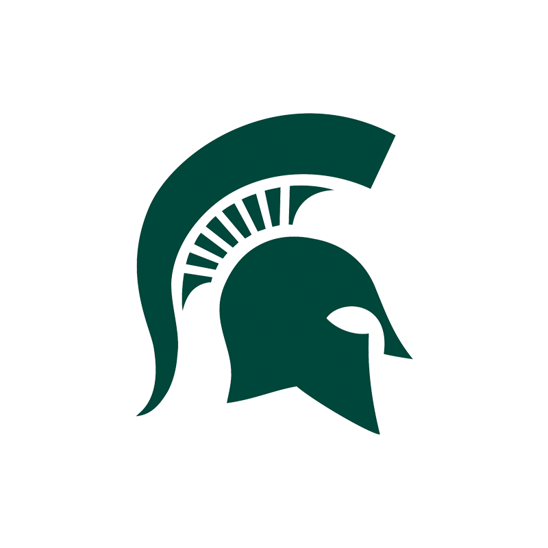 Michigan State University Spartans Golf Acccessories by Seamus Golf