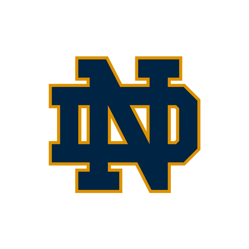 University of Notre Dame Fighting Irish Golf Acccessories by Seamus Golf