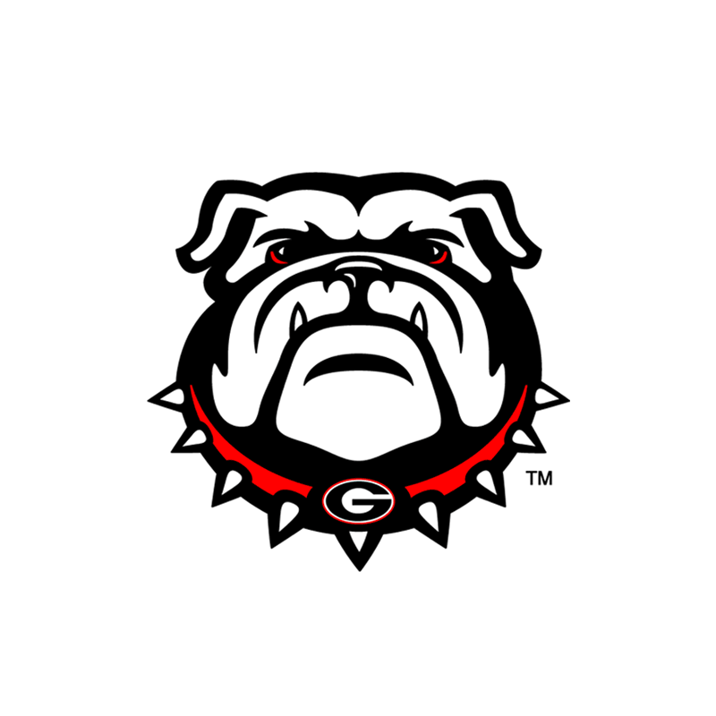 University of Georgia Bulldogs Golf Acccessories by Seamus Golf