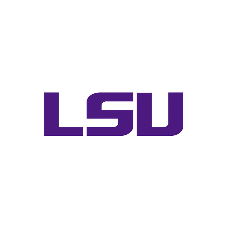 Louisiana State University Tigers Golf Acccessories by Seamus Golf