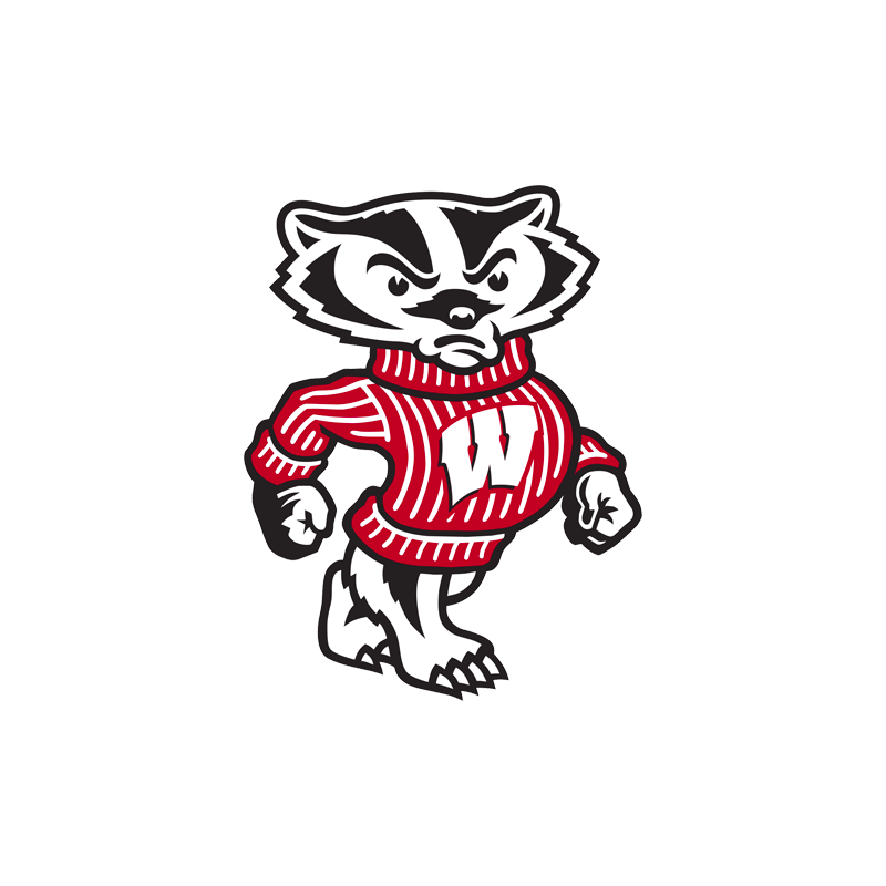 University of Wisconsin Badgers Golf Acccessories by Seamus Golf