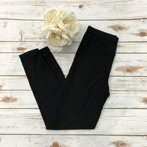 Black Leggings - Aero Boutique