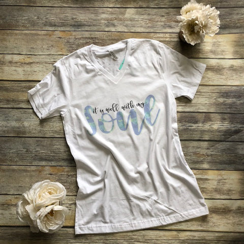 It is Well With My Soul - Aero Boutique