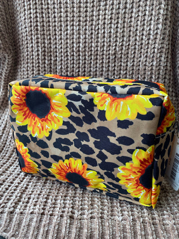 Makeup pouch - Sunflower