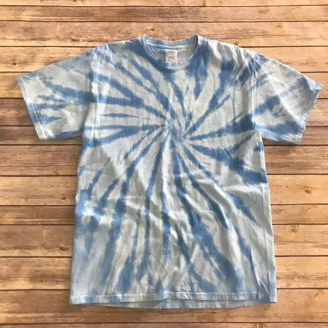 Ocean Blue Tie Dye - Aero Boutique