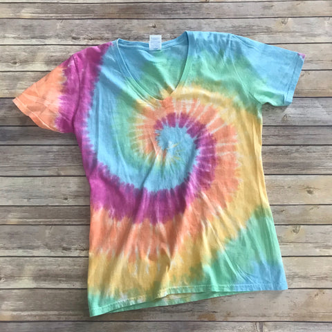 Tie Dye Circles - Aero Boutique