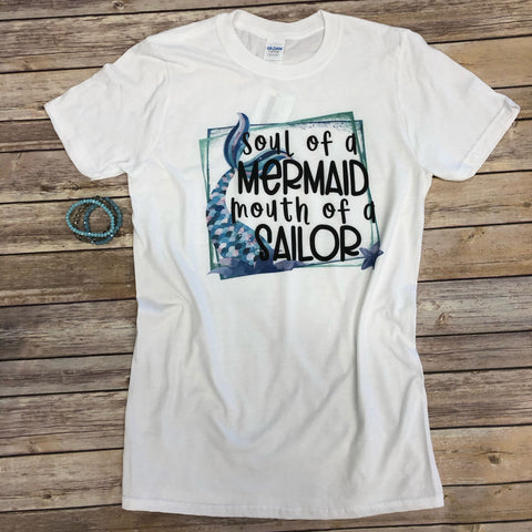 Soul of a Mermaid - Aero Boutique