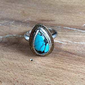 Arena Ring-Hubei Turquoise