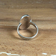 Arena Ring-Sterling Opal