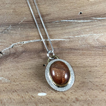 Maris Pendant-Sunstone