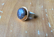 Arena Ring-Purple Jasper