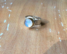 Arena Ring-Moonstone