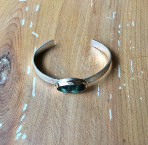 Strand Cuff-Damele Turquoise