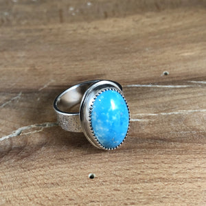 Arena Ring-Persian Turquoise