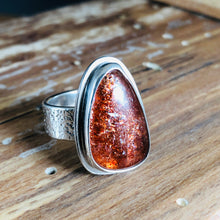 Arena Ring-Sunstone