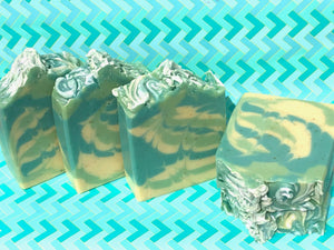 White Tea at Sea Oatmeal & Goats Milk Soap