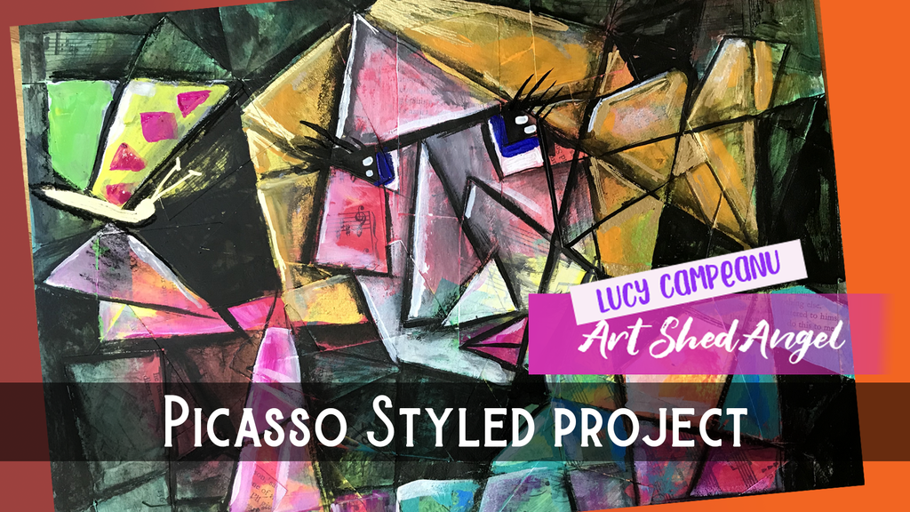 Create your own Picasso styled page with Lucy.