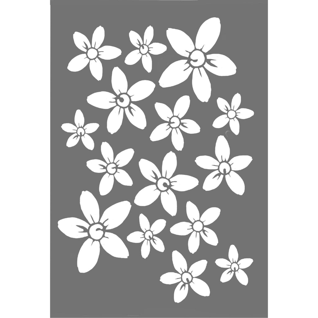 Daisy Flexible stencil