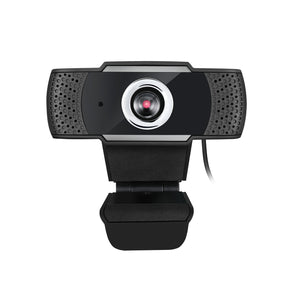Adesso CyberTrack H4 1080P HD USB Webcam