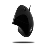 Adesso E1 Vertical Ergonomic Illuminated Optical  Mouse
