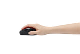 Adesso iMouse M20R Red Wireless Ergonomic Optical Mouse