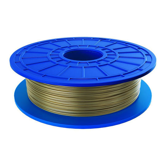 Dremel 750gm 1.75mm PLA 3D Printer Filament in Gold
