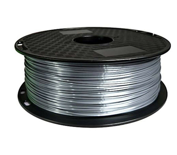 Dremel 750gm 1.75mm PLA 3D Printer Filament in Silver