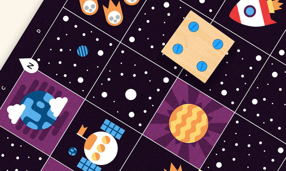 Cubetto Space Map