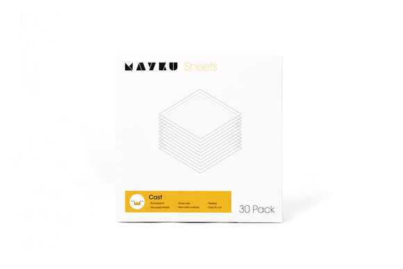 Mayku FormBox Cast Sheets