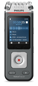 Philips VoiceTracer DVT6110 Digital Dictaphone