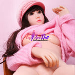 155cm Flat Chest Young Chinese Sex Doll