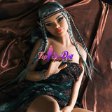 155cm Small Boobs Thin Waist Elf Sex Doll-Top1 Sex Doll