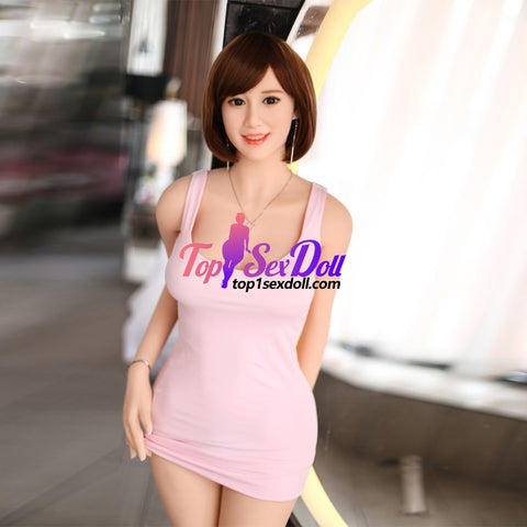 165cm Small Boobs Chinese Sex Doll