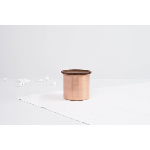 Tiipoi Luxury Copper Stackable Storage Container