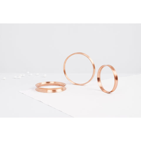 Tiipoi Luxury Copper Trivets (Set of 3)